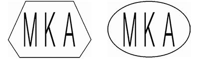 puncovní značky MK Aurum